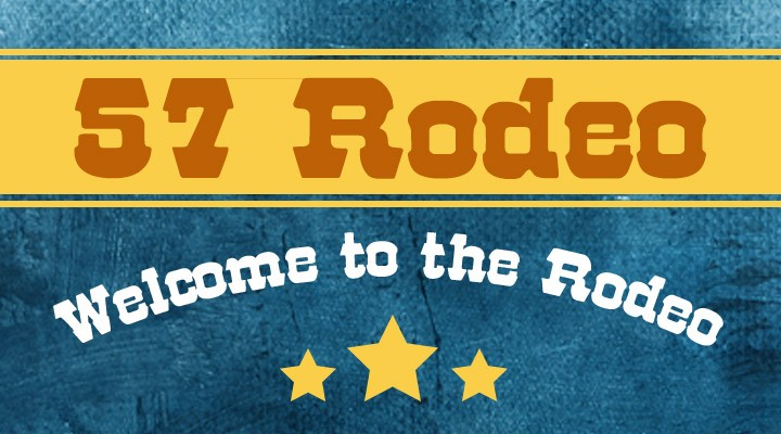 57 Rodeo All Fonts