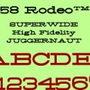 58 Rodeo