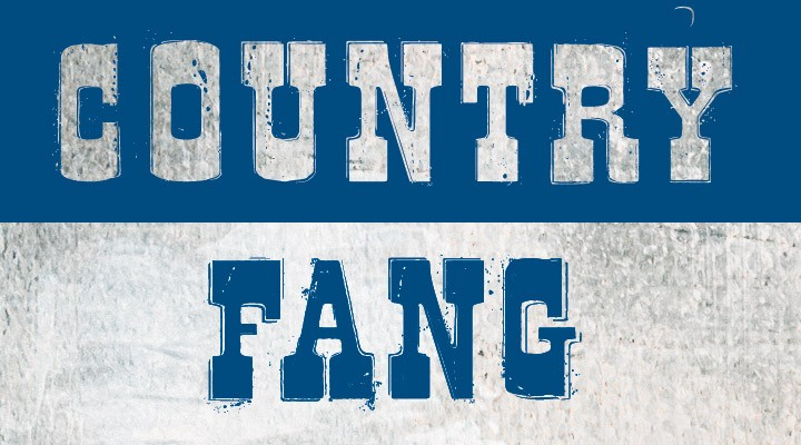 Country Fang All Fonts