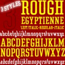 Rough Egyptienne